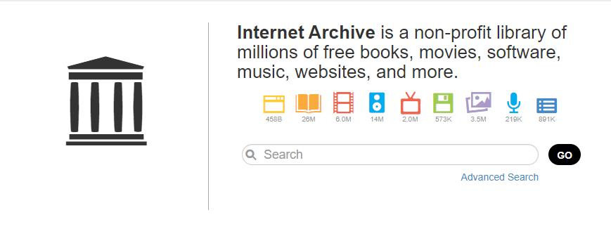 internet archive image